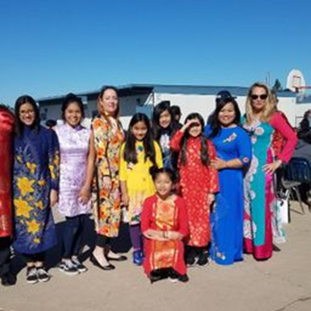 Northcutt celebrates the culture of its families and community!